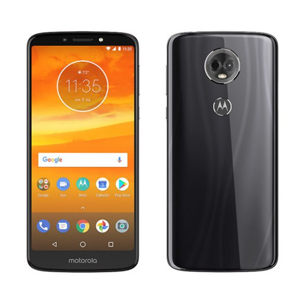 Motorola e plus 5th gen